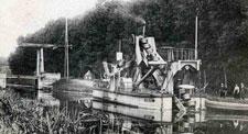 ancien pont levis
